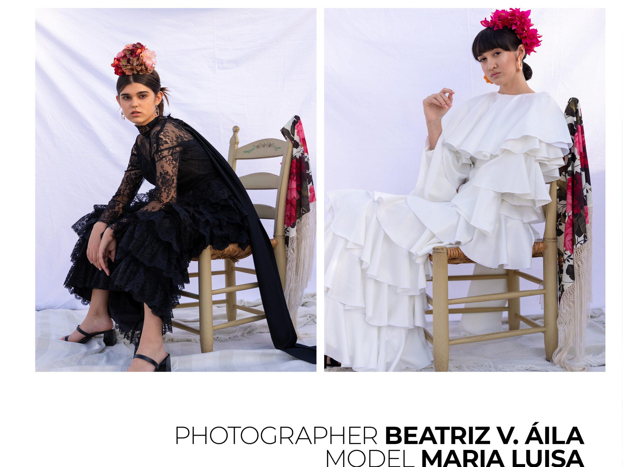 Andaluzea, fotografía de moda